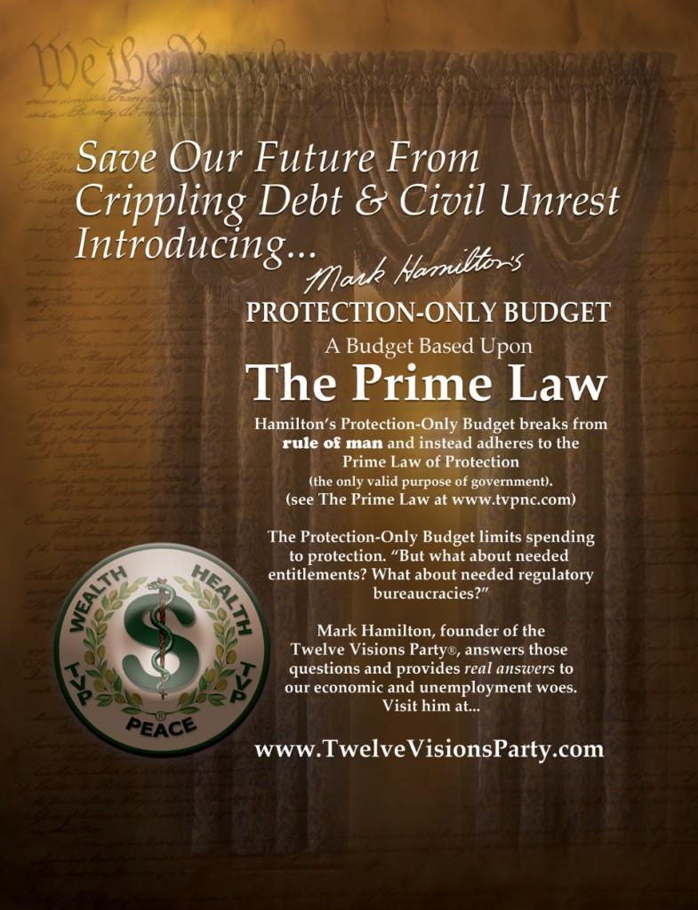 The Prime Law -- Reason Ad